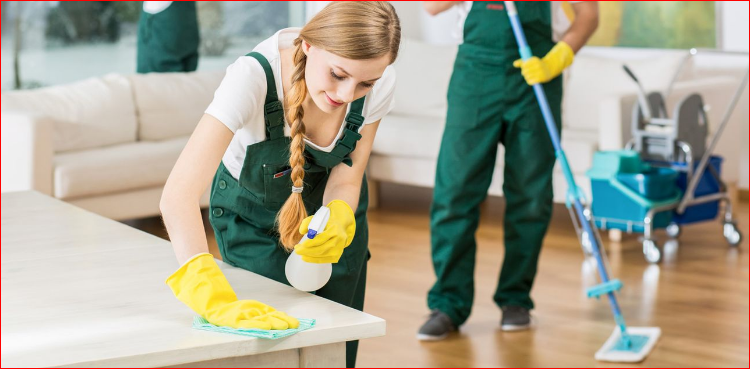 Commercial Cleaning North Melbourne