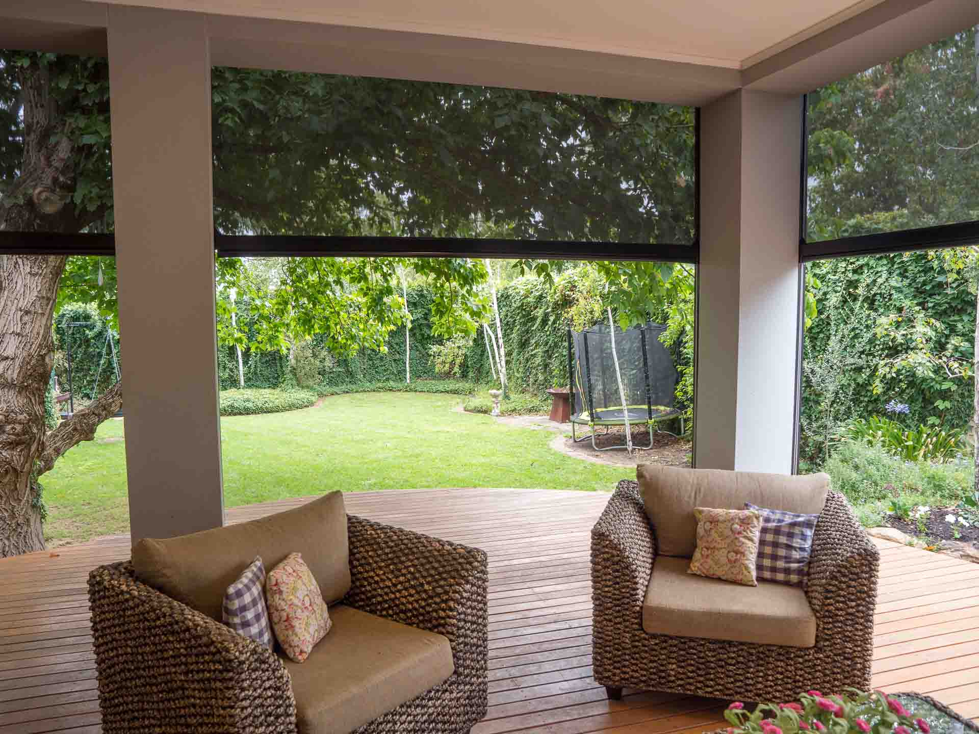 outdoor blinds in Australia