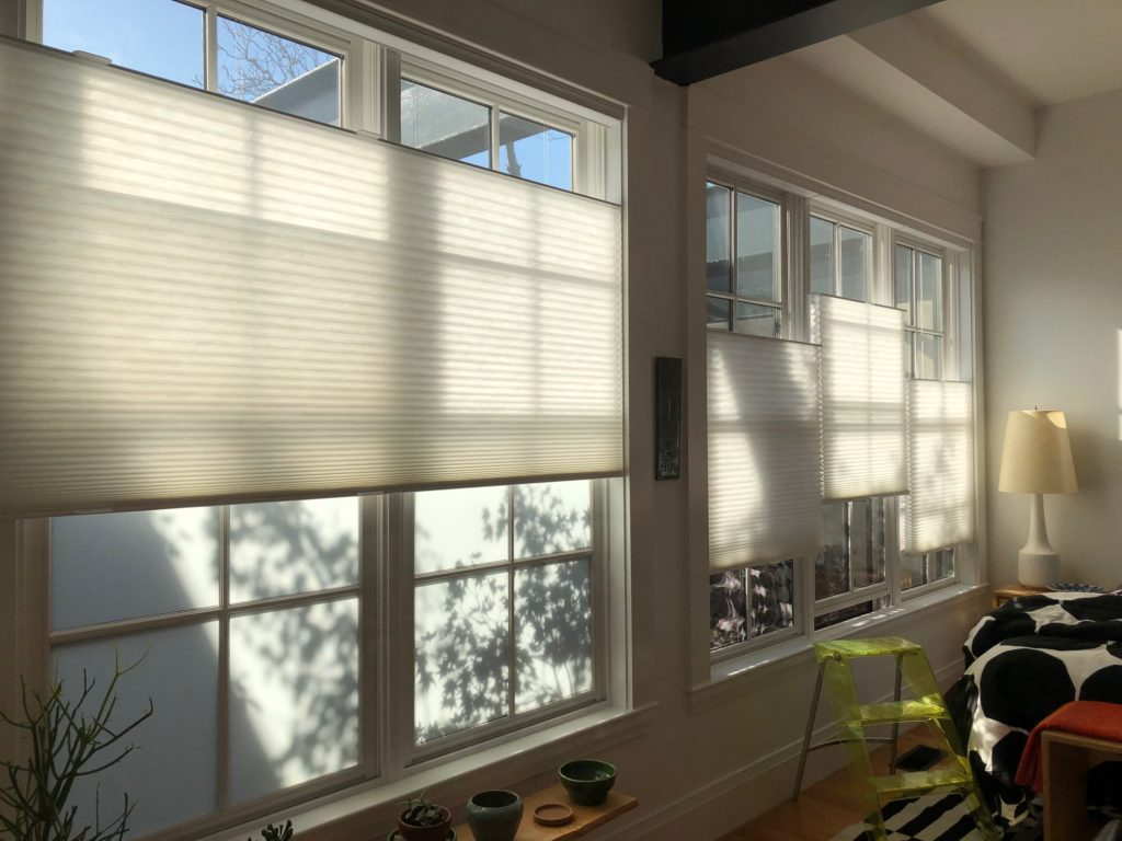 sun filter blinds
